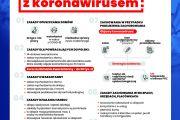 Podstawowe zasady bezpieczeństwa w walce z koronawirusem