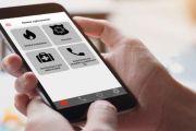 Aplikacja mobilna Alarm 112